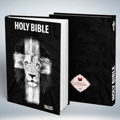 Bíblia Personalizada Leão De Judá
