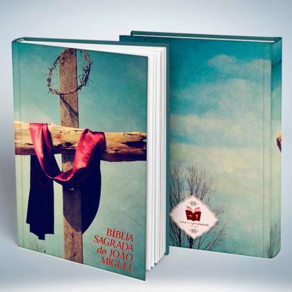 Bíblia Personalizada A Cruz está Vazia