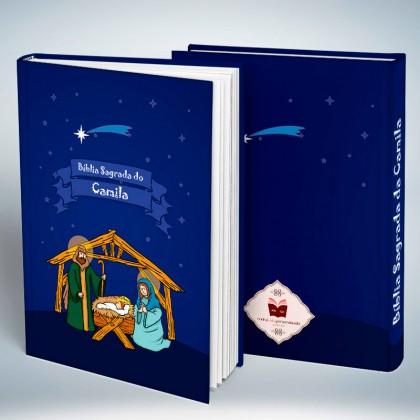 Bíblia Personalizada Infantil I