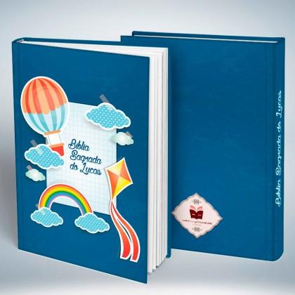 Bíblia Personalizada Infantil V