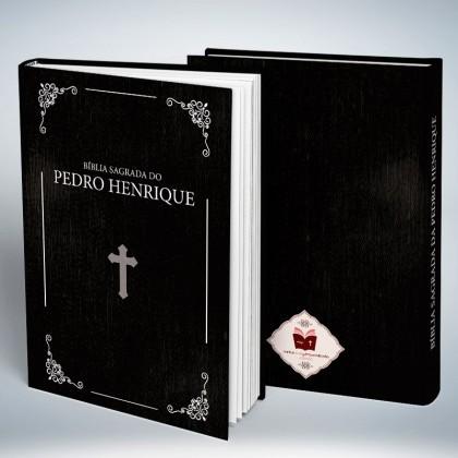 BÍBLIA PERSONALIZADA Andressa /  Vildemar Ferreira