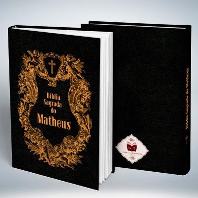 Bíblia Personalizada Cruz Clássica